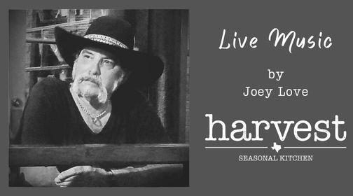 Live Music by Joey Love