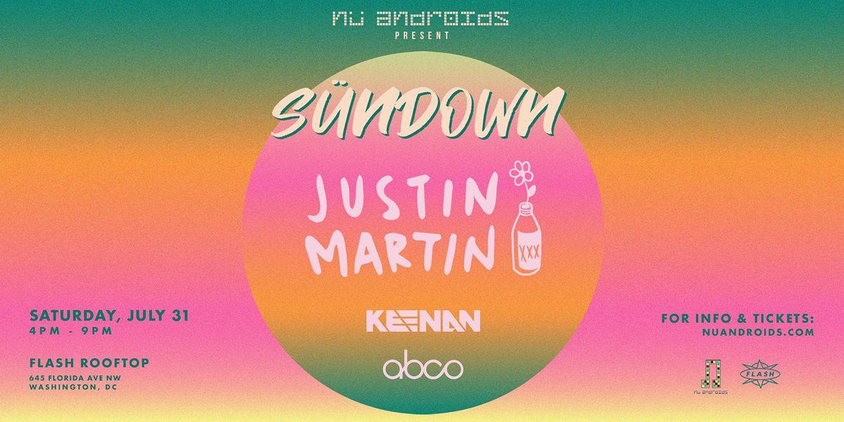 S\u00fcndown: Justin Martin (21+)