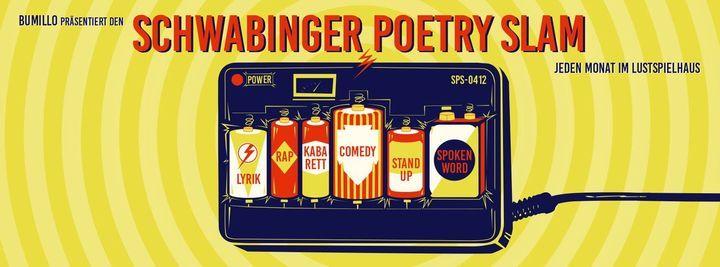 Schwabinger Poetry Slam #71