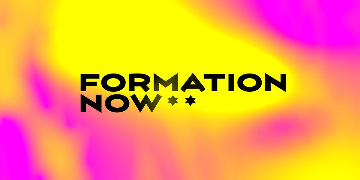 FORMATION NOW** x We The People Amsterdam - Voices