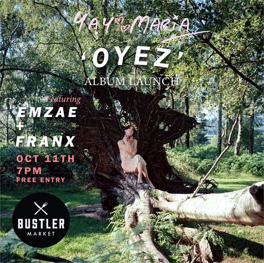 'OYEZ' Album Launch