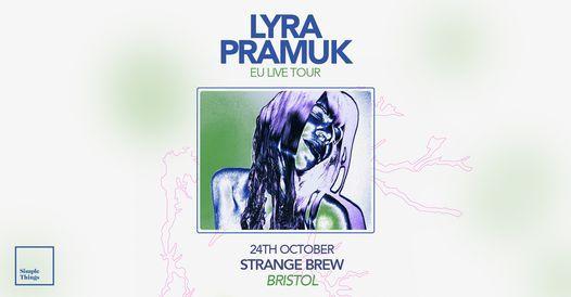 Lyra Pramuk live at Strange Brew, Bristol