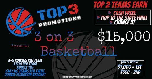 Top 3 Promotions Jacksonville Hardwood Shootout
