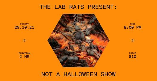 The Lab Rats Present: Not a Halloween Show