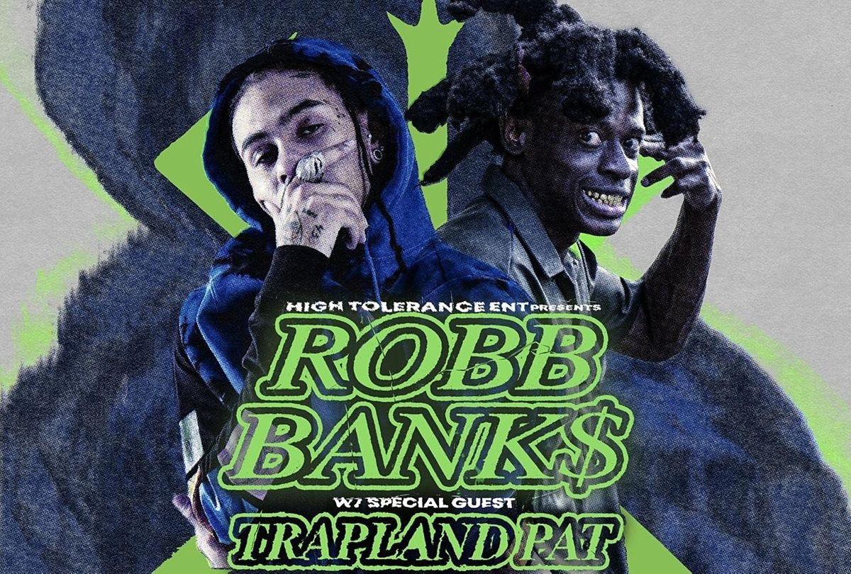 Robb Bank$ Live in Jacksonville!