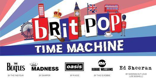 Brit Pop Time Machine - Ocean View Tavern