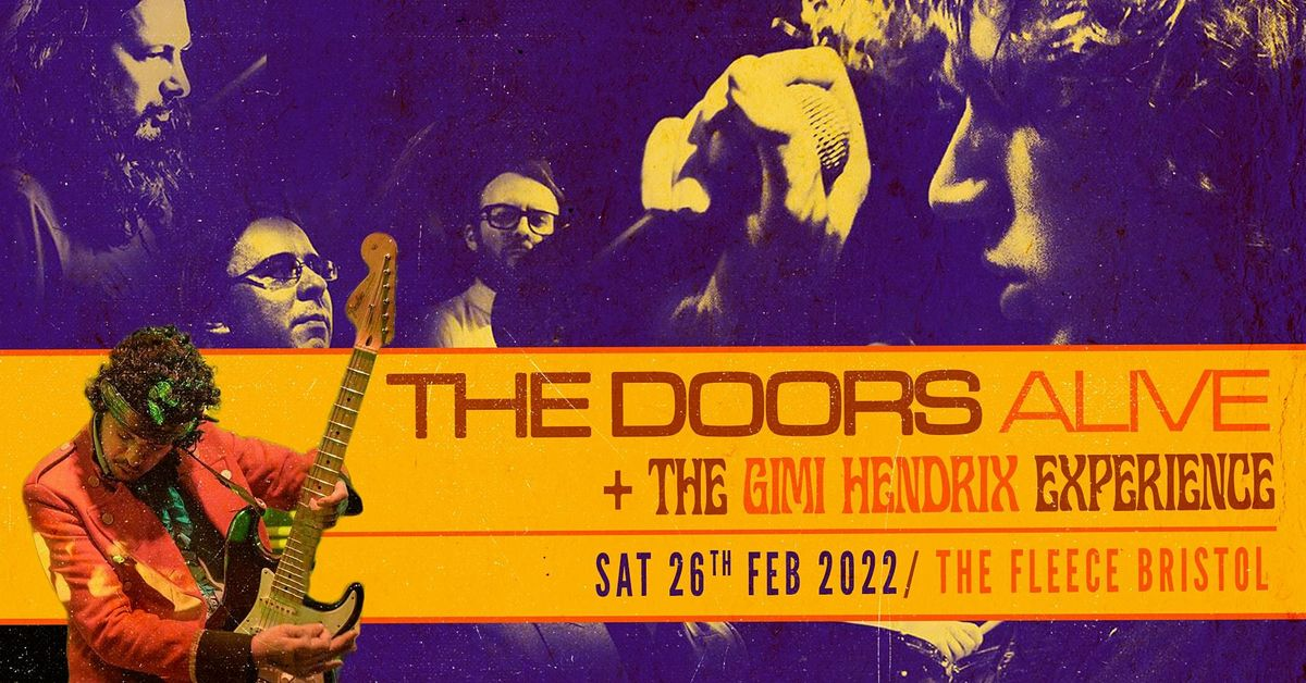 The Doors Alive + The Gimi Hendrix Experience
