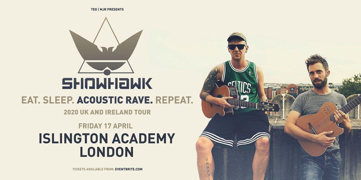 Showhawk Duo (Islington Academy, London)