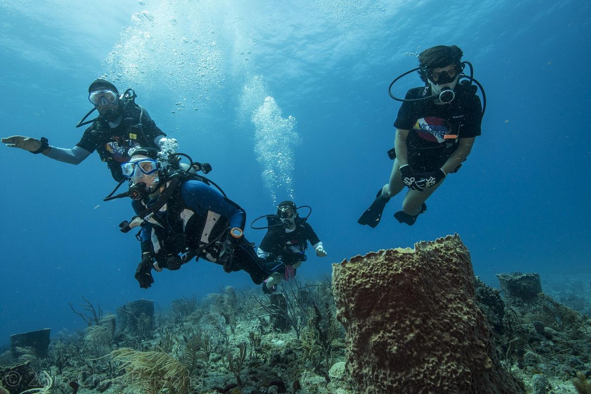 Veterans Ocean Adventures Sponsored Boat Dive - Sunday, 25 July,  7:15 AM