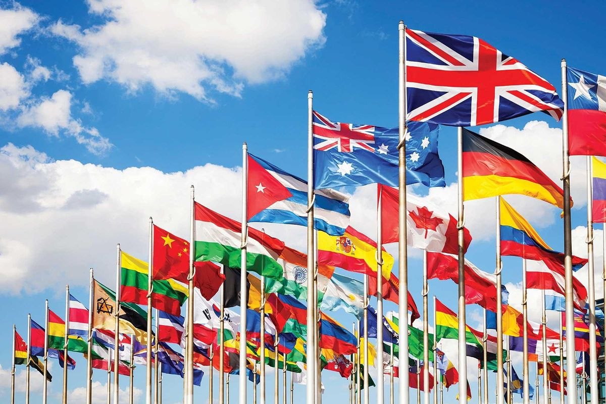 Discover International Psychology