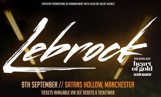 Lebrock - Manchester.