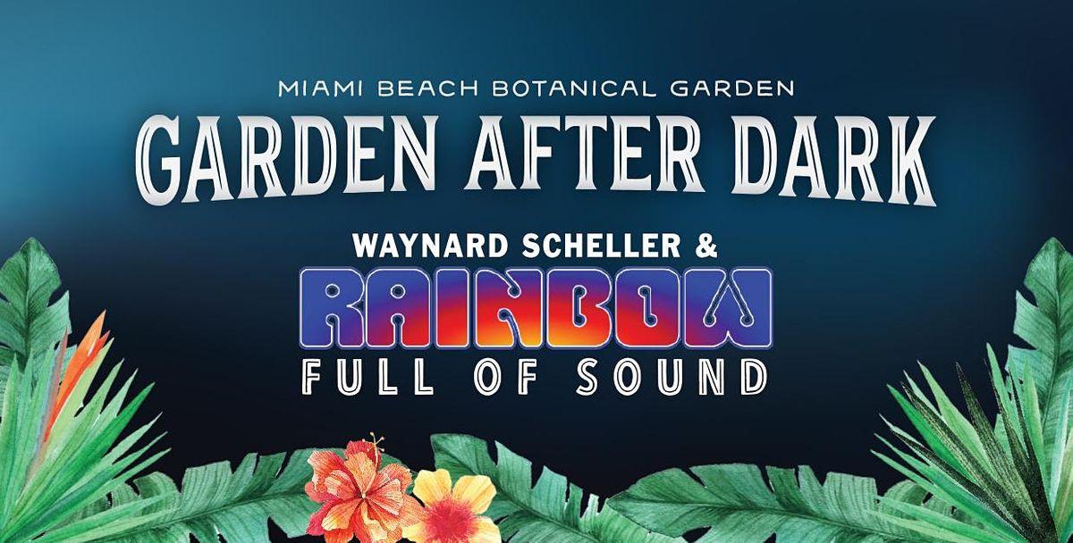 Garden After Dark: Rainbow Full of Sound