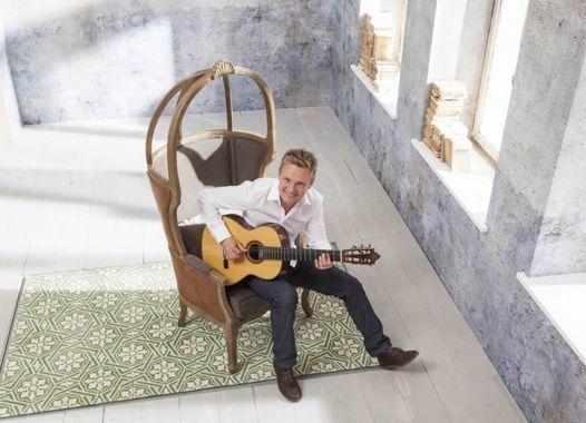 M\u00fcnchner Gitarrenkonzerte: DIMITRI LAVRENTIEV