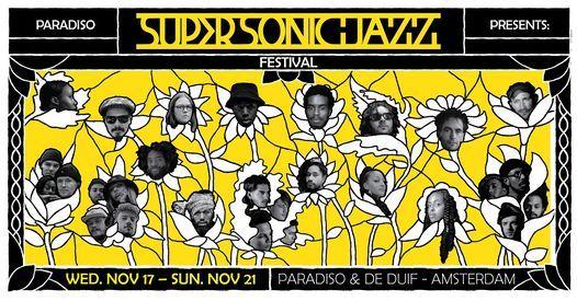 Super-Sonic Jazz Festival 2021