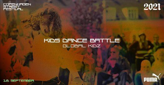 Kids Dance Battles \/\/ Copenhagen Street Festival