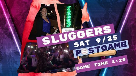 Katy at Sluggers in Chicago!