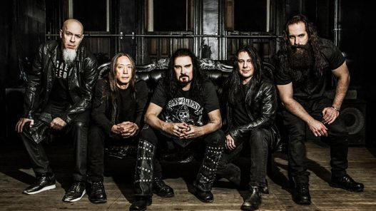 Dream Theater at The Met