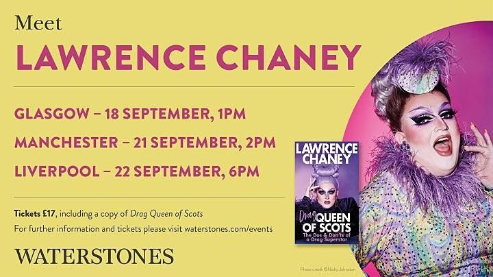 Meet Lawrence Chaney - Manchester Trafford Centre