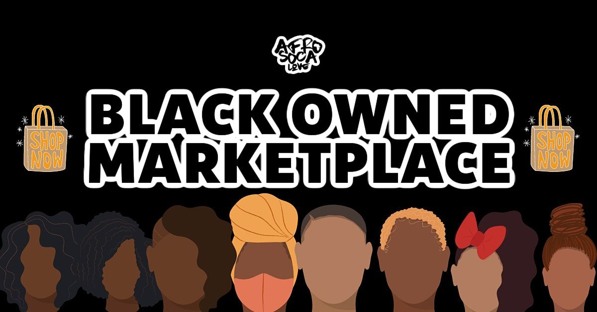 Afro Soca Love : Dallas Black Owned Marketplace + Afterparty