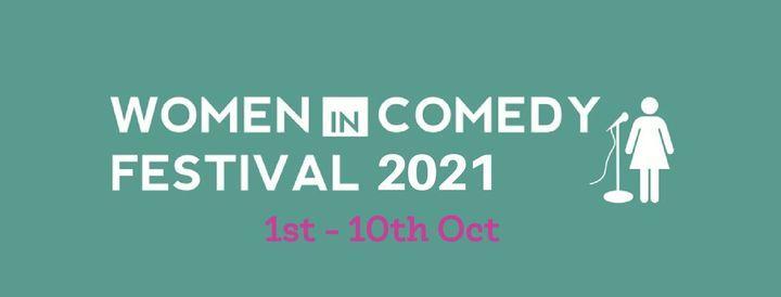 Women in Comedy festival 2021