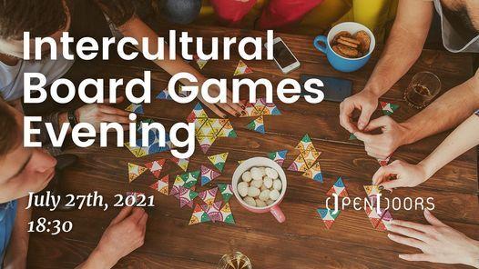 Inercultural Board Games Evening