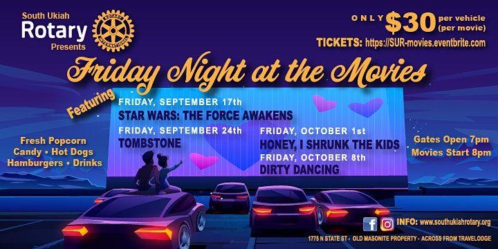 Friday Night at the Movies