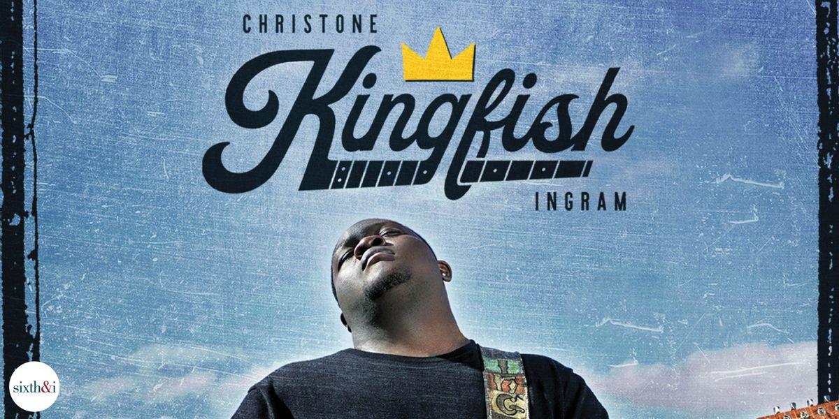 """Christone """"Kingfish"""" Ingram"""