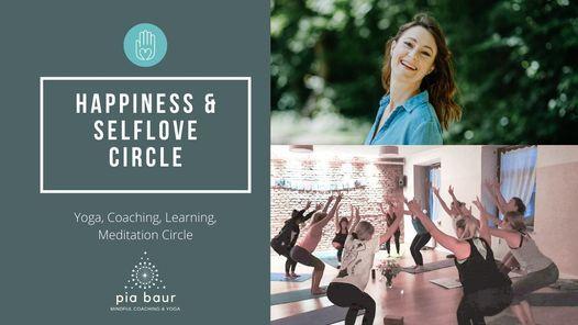 Happiness Circle & Spritz - Yoga & Coaching Workshop