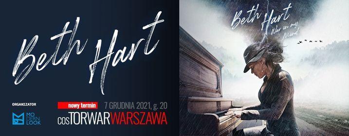Beth Hart 07\/12\/2021 Torwar Warszawa!