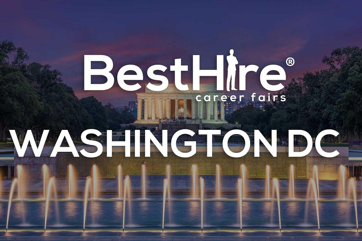 Washington DC Virtual Job Fair November 16, 2021