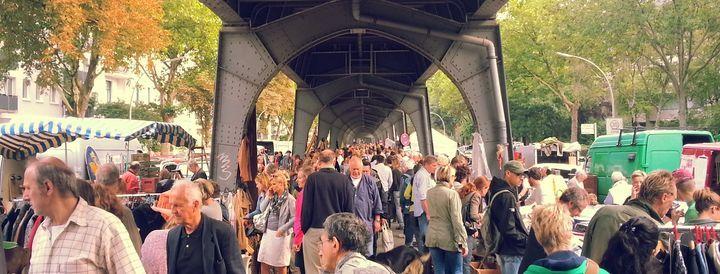 Flohmarkt Isestra\u00dfe 09\/2021