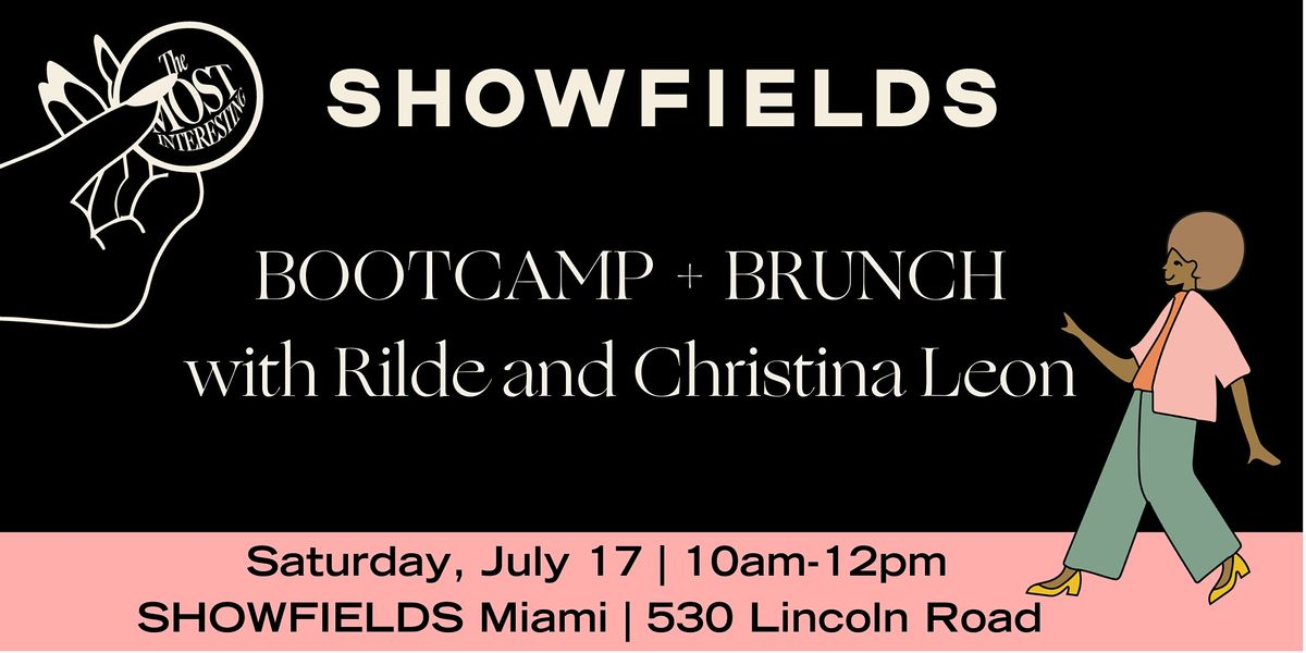 Bootcamp + Brunch presented by RD Fitness
