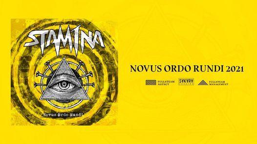 Stam1na - Novus Ordo Rundi 2021 \/ Tavastia