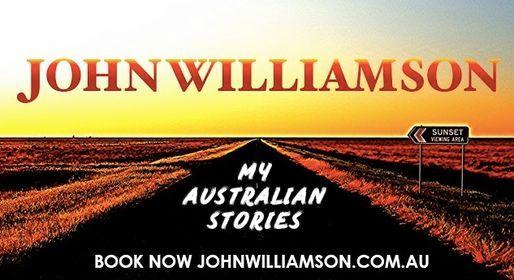 Australian Stories Tour: Perth Concert Hall