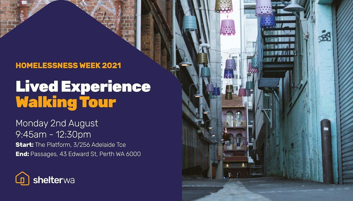 Lived Experience Walking Tour