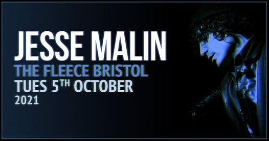 Jesse Malin at The Fleece, Bristol 05\/10\/21