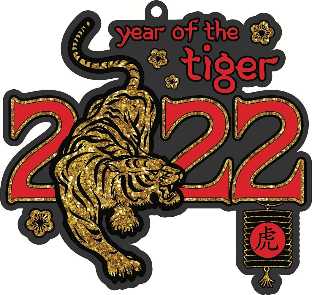 New Year Challenge\u2013Year of the Tiger 2.022 Mile 20.22M 202.2M: Save $2