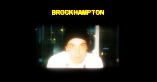 Ny dato! Brockhampton \/ Sentrum Scene \/ Pres. av Live Nation