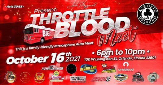 THROTTLE BLOOD MEET