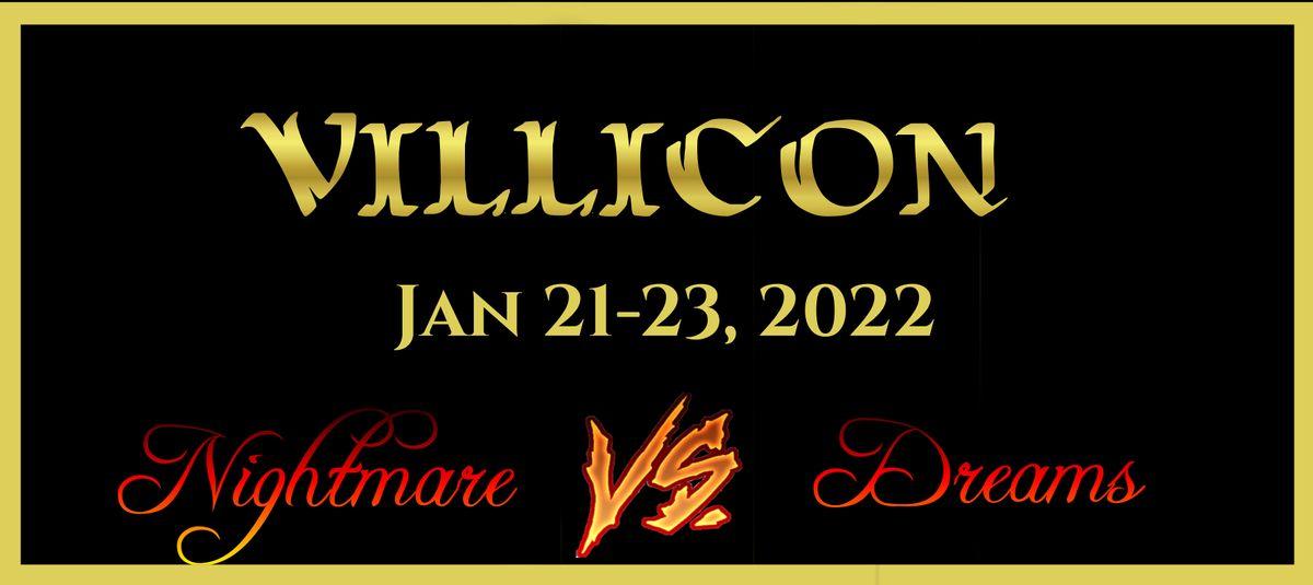 Villicon Presents: Dreams vs Nightmares