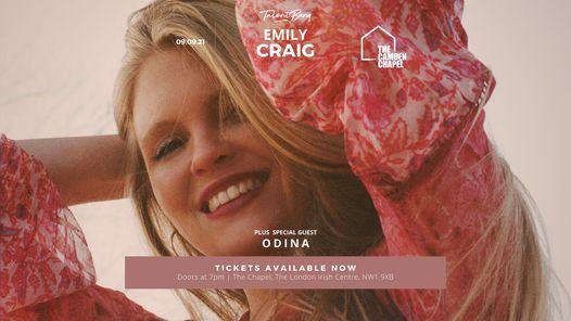 Emily Craig | Live at The Camden Chapel