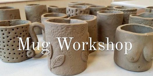 Make a Mug | Pottery Workshop w\/ Siriporn Falcon-Grey