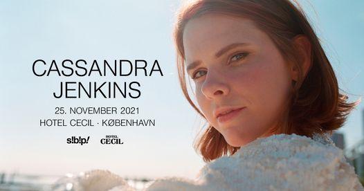 Cassandra Jenkins (US) - Hotel Cecil