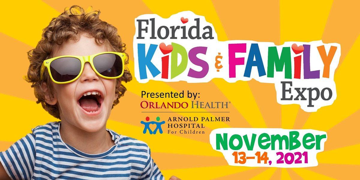 Florida Kids and Family Expo 2021