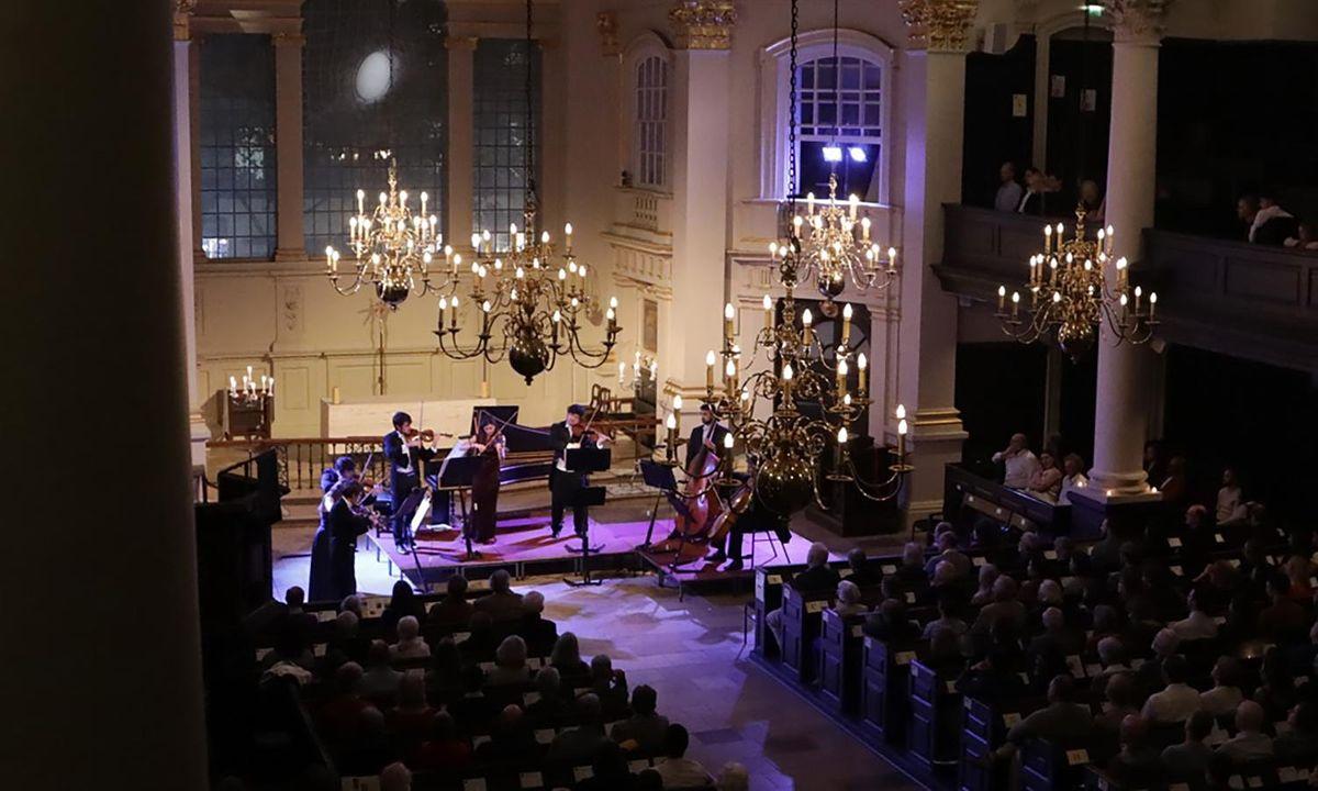 Vivaldi's Four Seasons by Candlelight - Dublin 26 Sept 2021