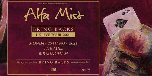 Alfa Mist   The Mill, Birmingham