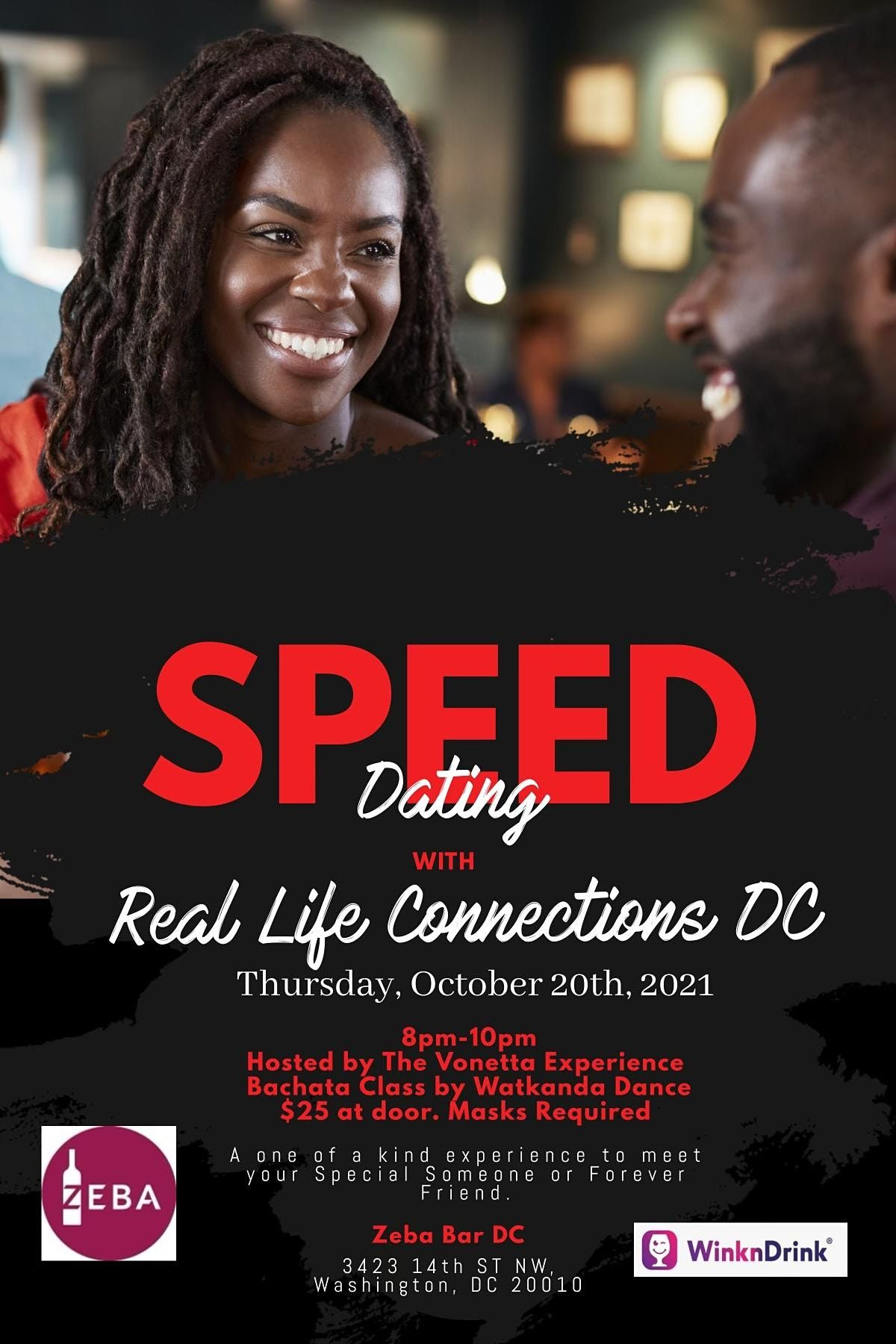 Real Life Connections: Speed Dating for Professionals