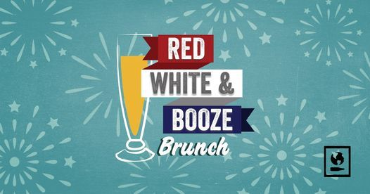 Red White and Booze Brunch