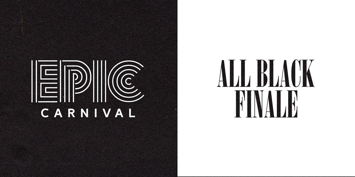 ALL BLACK FINALE | MIAMI CARNIVAL 2021