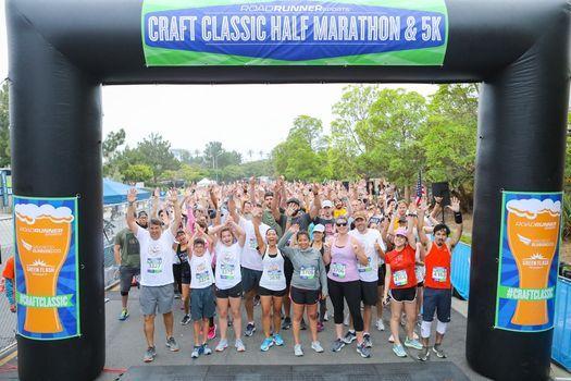 Road Runner Sports Craft Classic Half Marathon & 5K